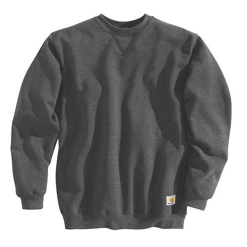 K124 Carhartt Midweight Crewneck Sweatshirt