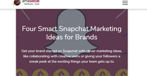 SEO-packed blog posts for amaSocial  's social media tracking blog