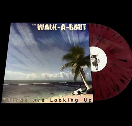 Things Are Looking Up Special Edition Splatter Vinyl
