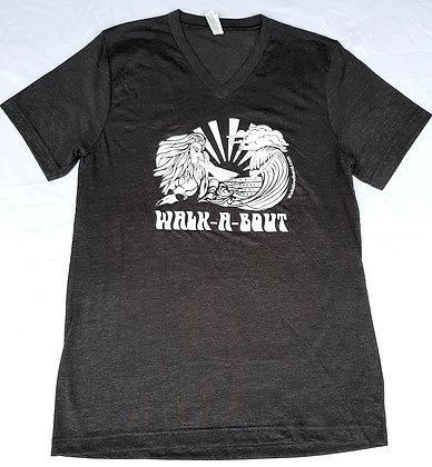 Walk-A-Bout Huey V-Neck T-Shirt