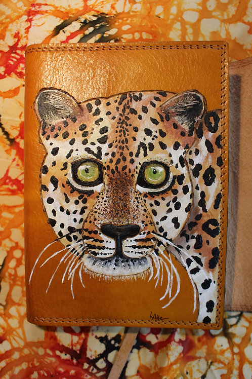 Animal Totem Journal (approximately 6 x 9 inches)