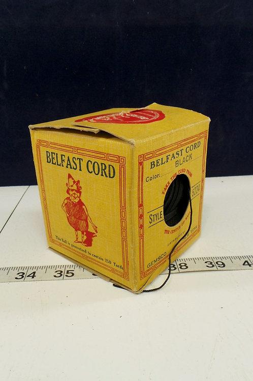 Belfast Cord Advertising Box