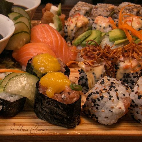 Sushi 15 Piezas - Solo los Miércoles