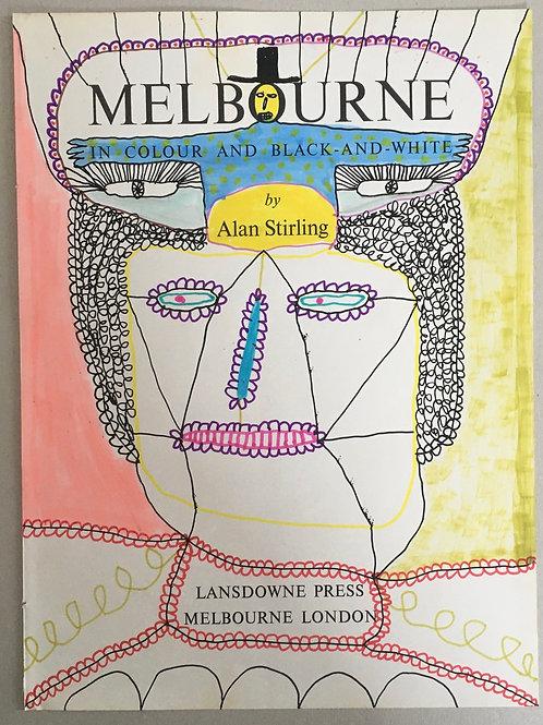 Melbourne. 11.25 x 8.25 inches.