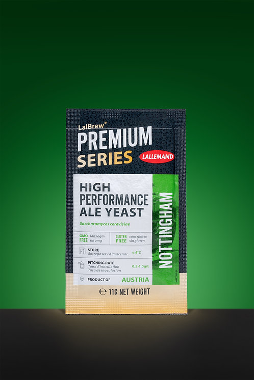 LalBrew® Nottingham Ale Yeast