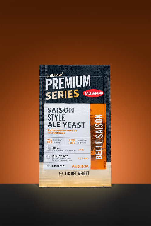 LalBrew® Belle Saison Belgian-Style Ale Yeast