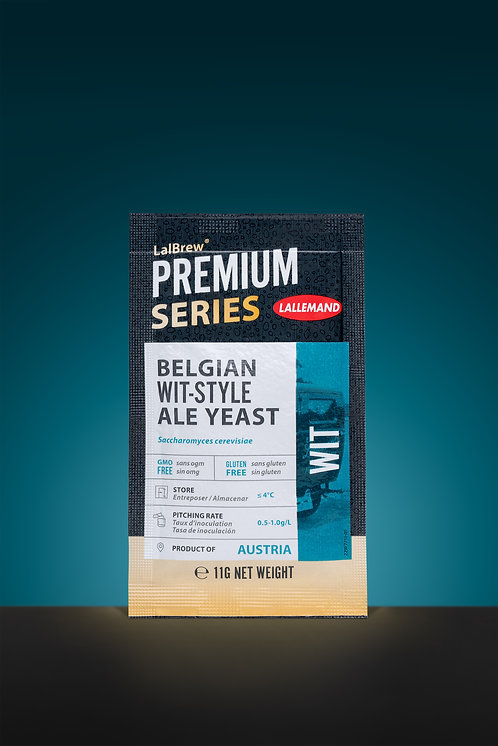 LalBrew® WIT Belgian Style Ale Yeast