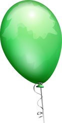 green-flying-balloons-nyc