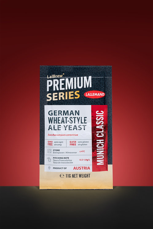 LalBrew® Munich Classic Wheat Beer Yeast