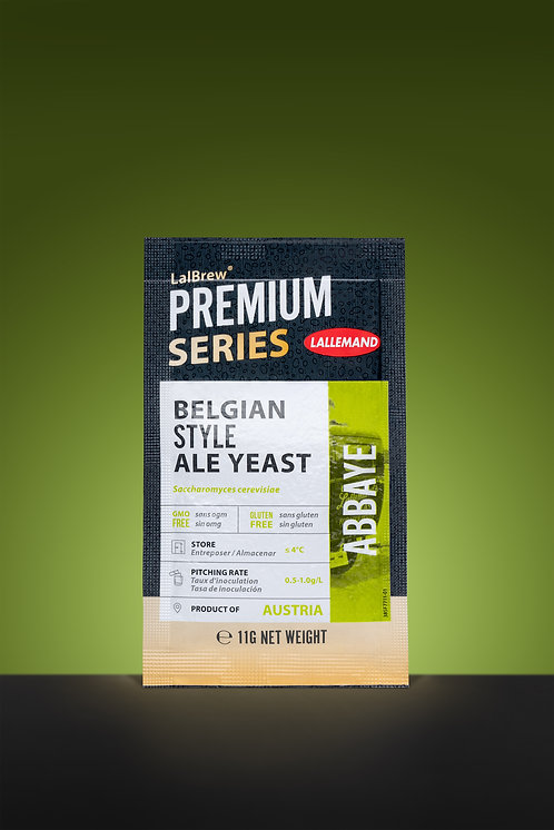 LalBrew® ABBAYE Belgian-Style Ale Yeast