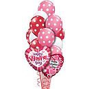 Happy Valentines Day Balloons NY, NY