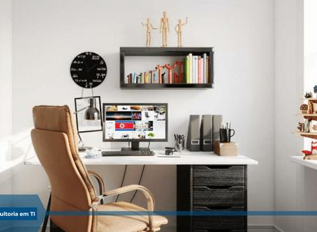 Planejando o Home Office da sua empresa