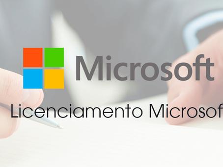 Saiba como funciona o licenciamento de produtos Microsoft