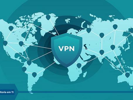 Como uma VPN mantém a privacidade dos dados?