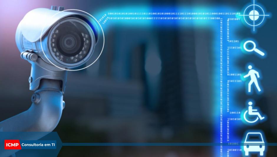 CFTV - Sistema de câmeras de monitoramento