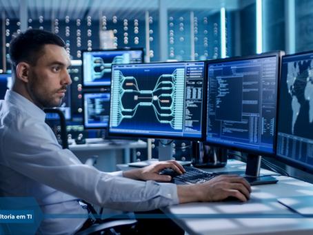 Por que o monitoramento da rede corporativa é importante?