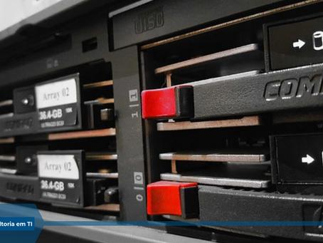 Atualizar o servidor usado ou comprar um servidor novo?