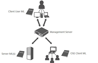 Licenciamento Management Server