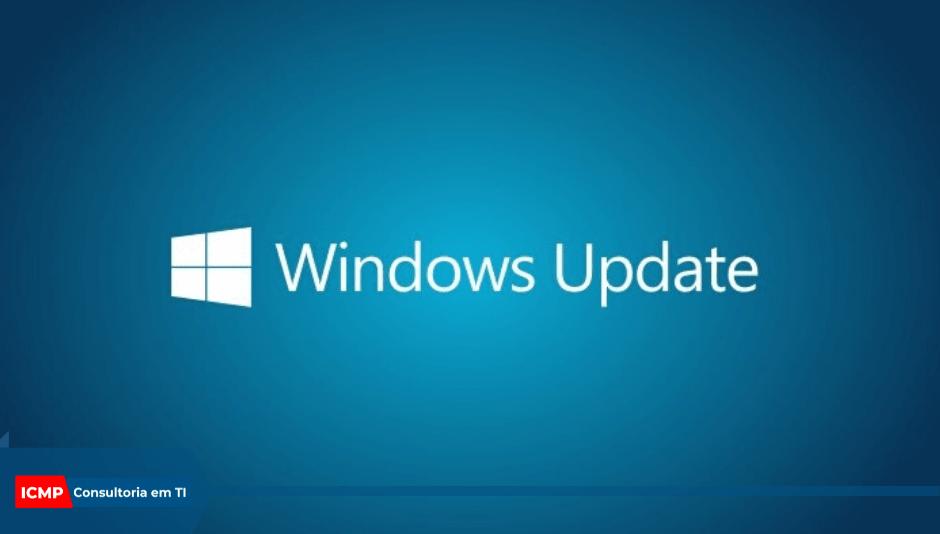 Windows update - atualização do windows