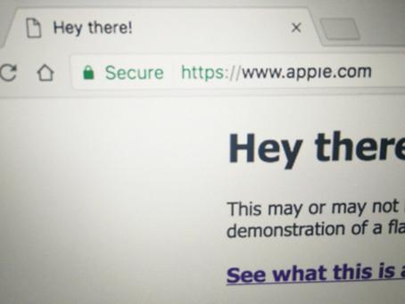 Descoberto ataque de phishing usando domínios internacionalizados