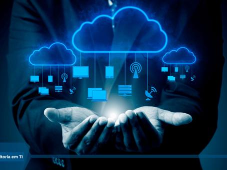 Diferença entre armazenamento e backup em nuvem