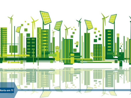 Três razões para investir em tecnologia verde