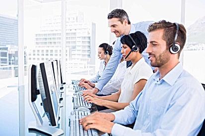equipe de suporte de ti para empresas