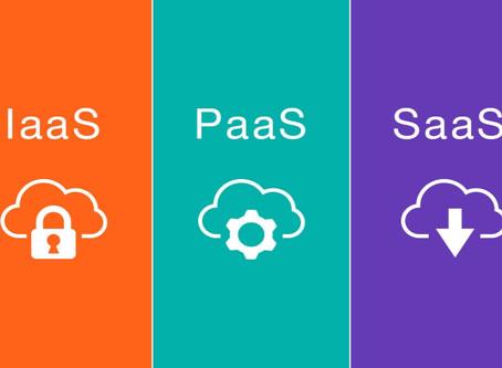 O que é IaaS, PaaS e SaaS?