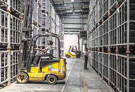 4 Advantages of Multi-level Vertical Storage Systems