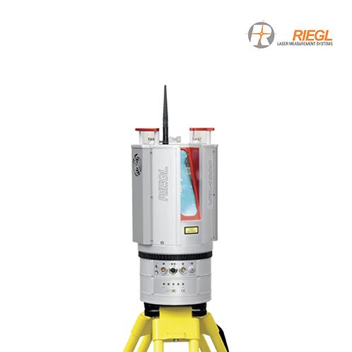 Locação | Laser | Laser Scanner  VZ - 1000