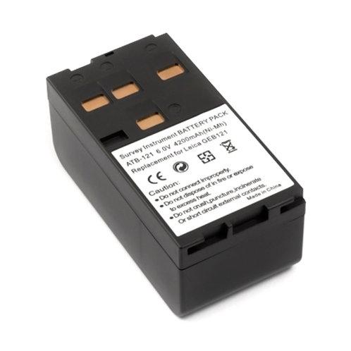 Bateria para Estação Total Leica GEB121