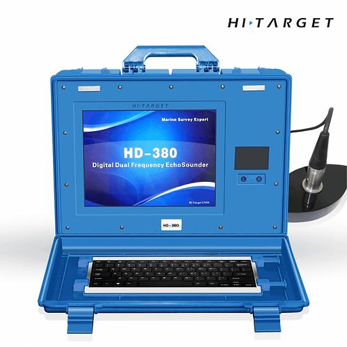 Locação | Ecobatímetro | Hi-Target HD 380