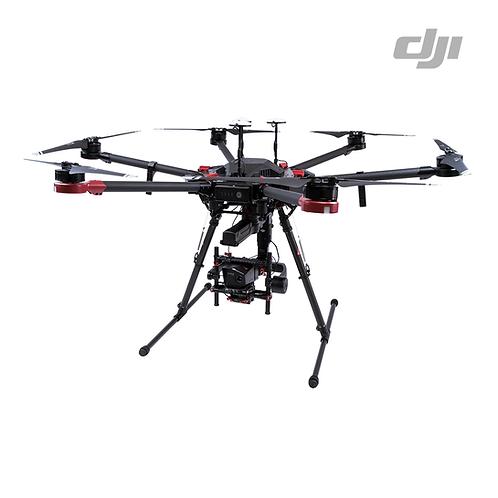 Locação   Drone   Matrice 600 PRO
