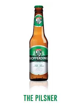 Bofferding Pilsner Case (Bottles)