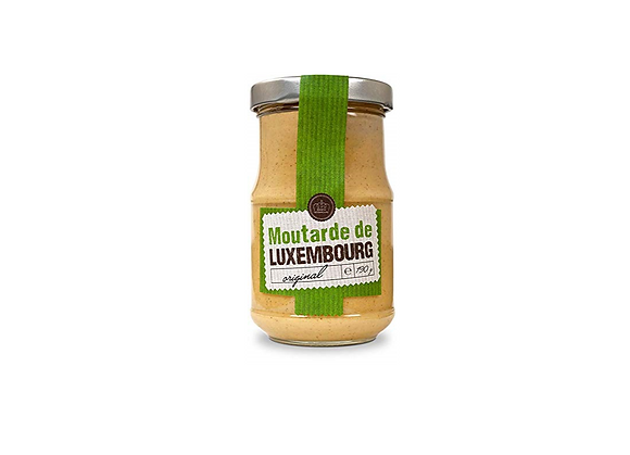 Yellow Mustard by Moutarde de Luxembourg