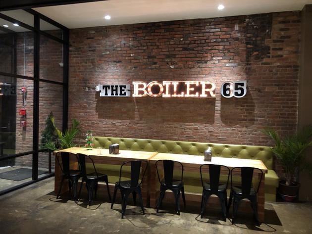The Boiler 65 Seafood Restaurant