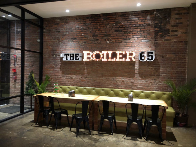 The Boiler 65 Seafood Restaurant