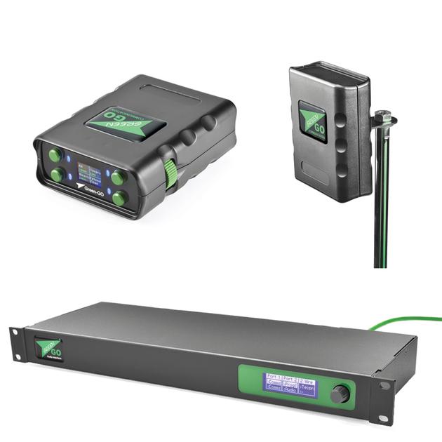 Green-GO Digital Comms System