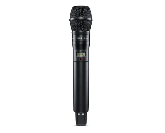 Shure AD2/K9 Axient Digital Handheld Microphone Transmitter