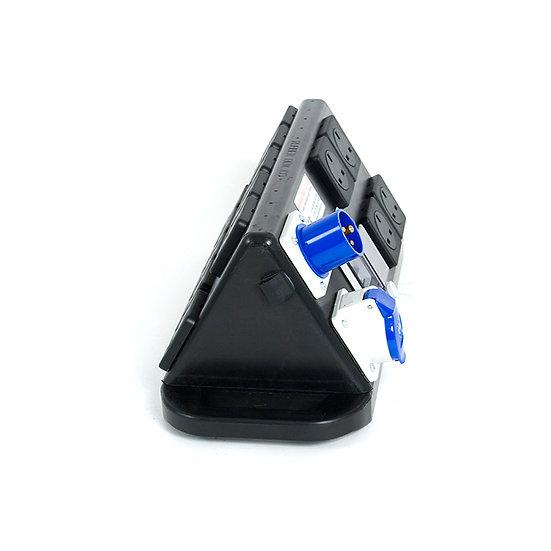 Rubber Box (RUBTR3) 16A1P Distro