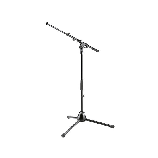 K&M 25900 Microphone Stand (Short Boom)
