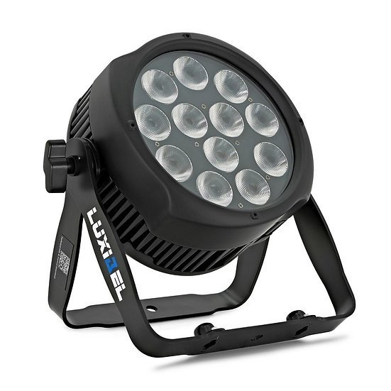 Luxibel B PAR180RGBW 12x 15W 25° IP LED PAR