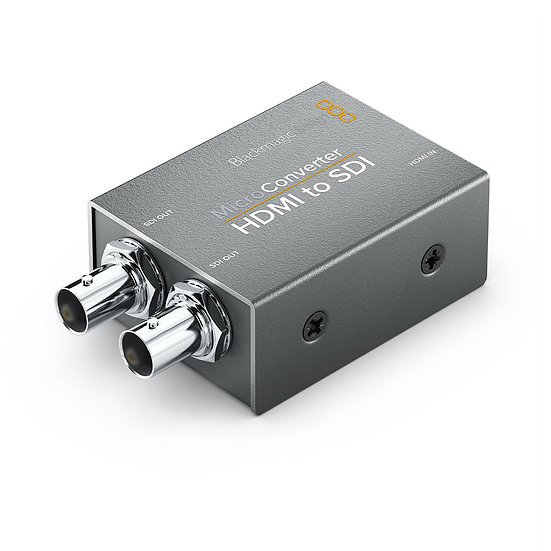 Blackmagic Micro HDMI to SDI sender