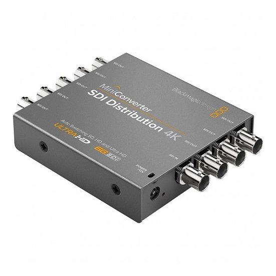 Blackmagic 8 Way 4K HDSDI DA