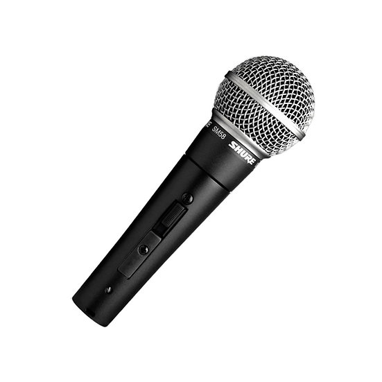 Shure SM58 (Switched) Microphone