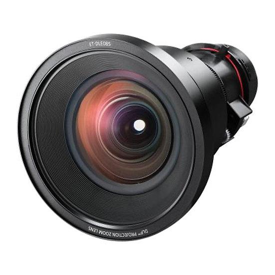 Panasonic (RZ) ET-DLE085 0.8 - 1:1 Lens