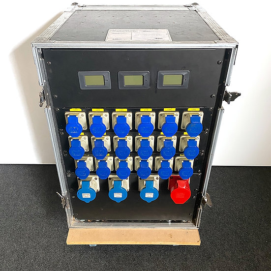 63A3P Production Power Distro