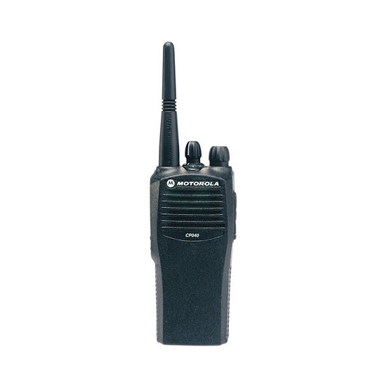 Motorola CP040 4 Channel 2 Way Radio