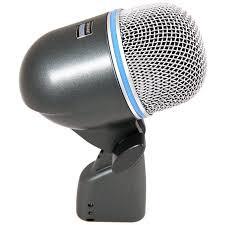 Shure Beta 52 Microphone