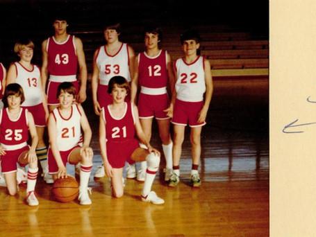1980- 6th Grade Basketball Team